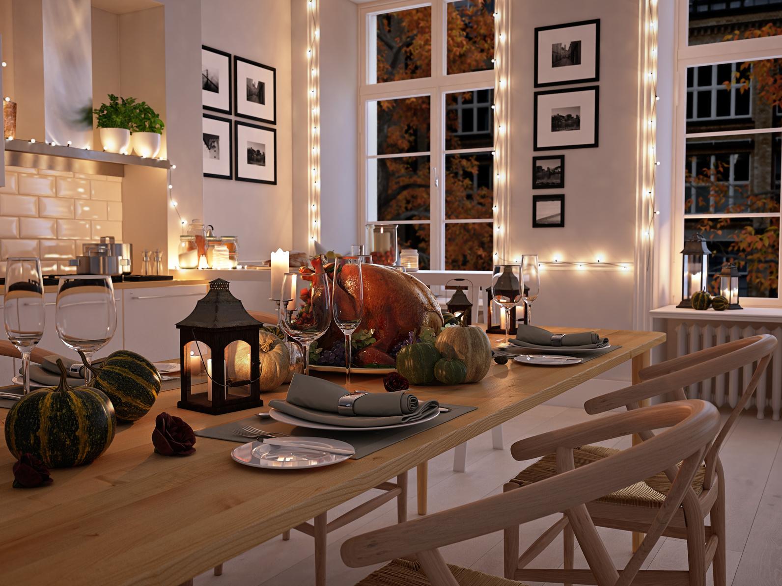 Herbstliche Dekorationsideen Mit Naturmaterialien Fur Ihre Wohnung