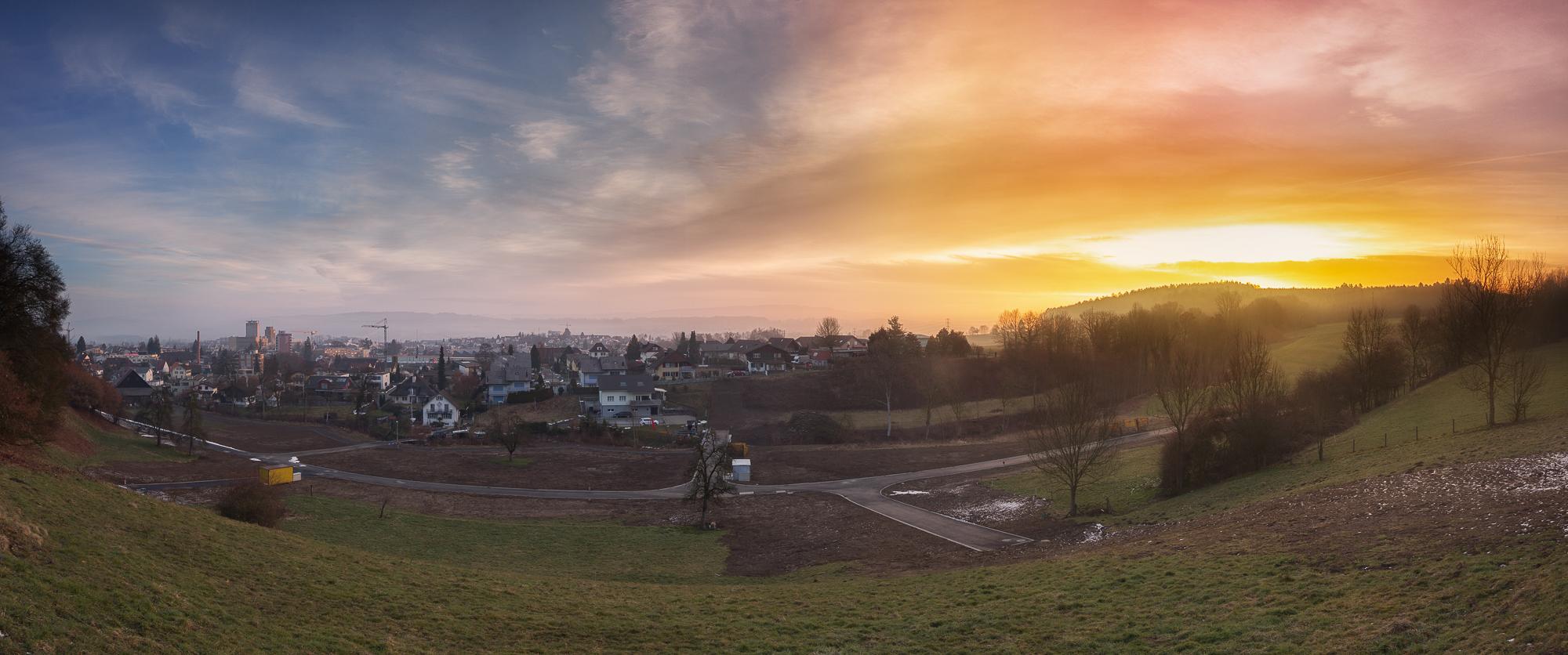 Villmergen View – Terrassenhäuser an einmaliger Lage